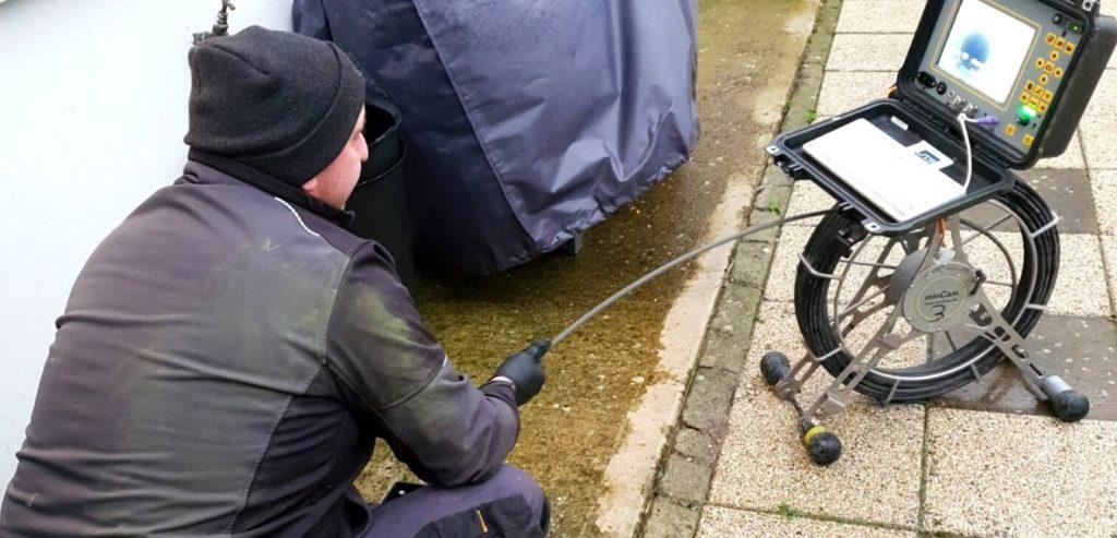 CCTV drain inspections dublin
