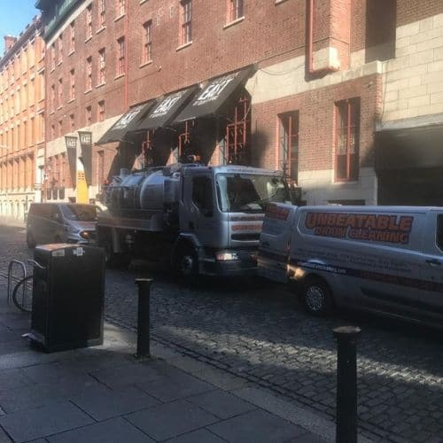 drain cleaning in dublin city